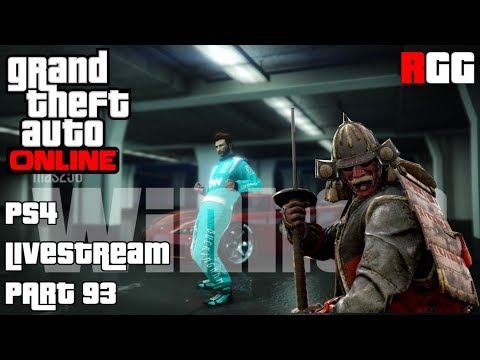 RGG's - GTA ONLINE... ΜΕ FOR HONOR  :P!!!
