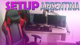 Mi SETUP GAMING Argentina