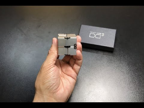 Infinity Cube - Luxury EDC Fidgeting - YouTube