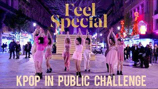 "[KPOP IN PUBLIC CHALLENGE] TWICE ""FEEL SPECIAL"" - Dance cover by Move Nation from Belgium"