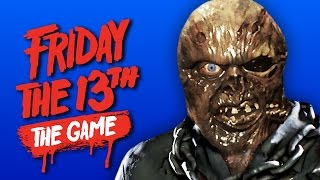 One of Bryce Games's most viewed videos: SHOTGUN KILL! | Friday The 13th: The Game - Beta #4 (ft. H2O Delirious, Ohm, & More)