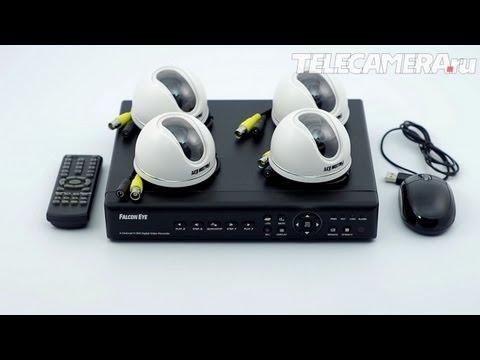 Комплекты видеонаблюдения, Системы видеонаблюдения