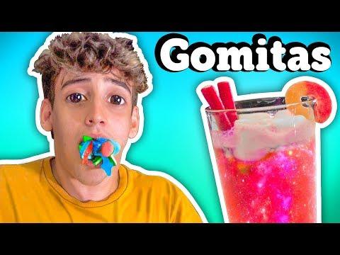 Smoothie de GOMITAS Challenge