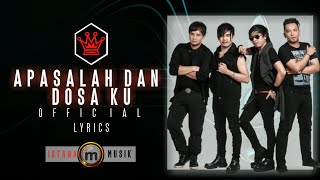 radja - Apa Salah dan Dosaku [OFFICIAL LYRICS VIDEO] MP3
