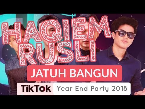 Haqiem Rusli - Jatuh Bangun (feat. Diana Danielle, Fasha Sandha & Izzue Islam) live at Parti Tik Tok