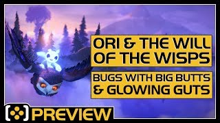 Ori and the Will of The Wisps has some exciting Hollow Knight influences