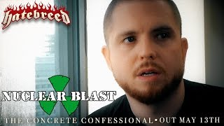 HATEBREED - Jamey Jasta talks about the frustration in Hatebreed's Lyrics (OFFICIAL TRAILER)