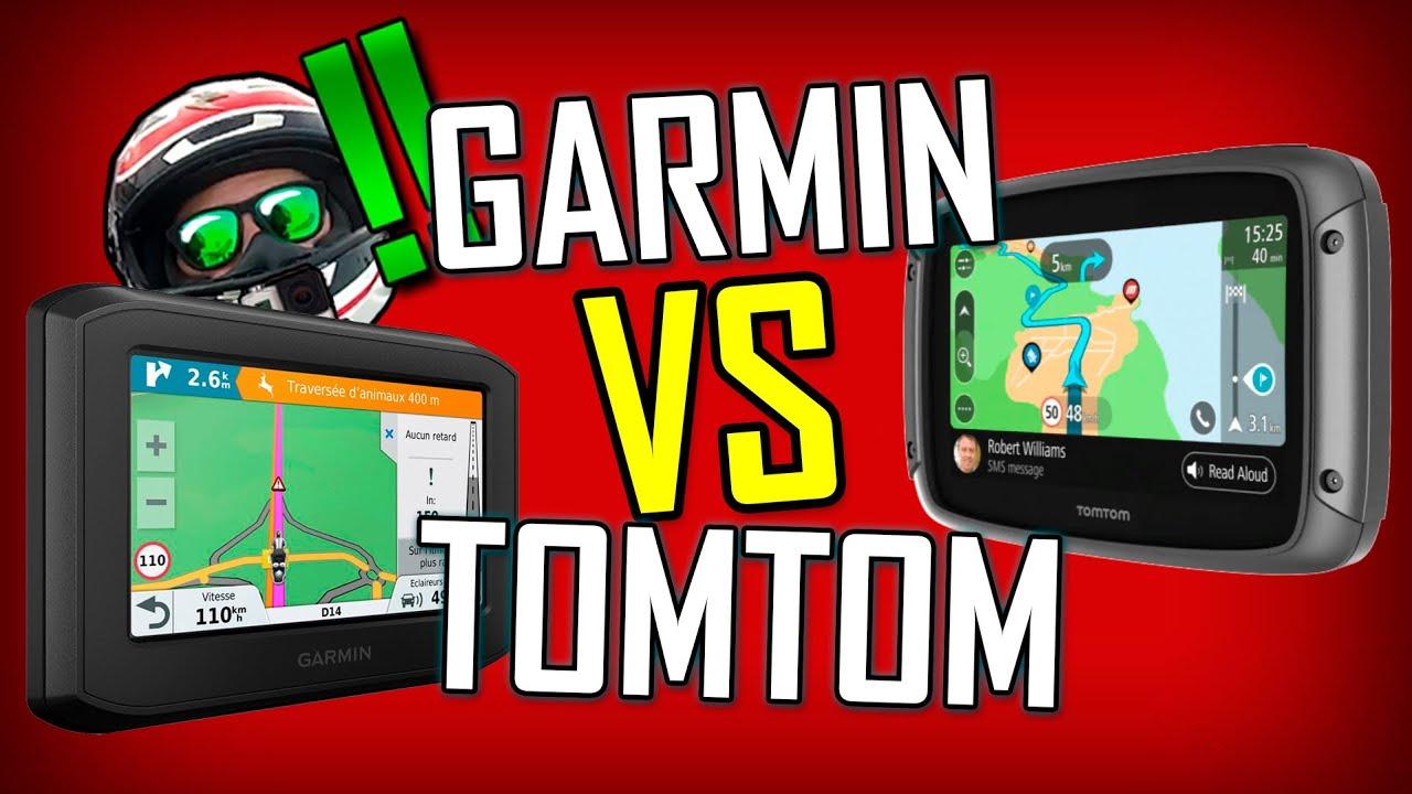 GARMIN VS TOMTOM [CUAL ES MEJOR... O PEOR?]