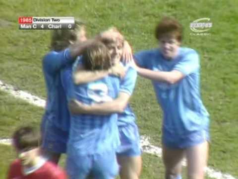 [84/85] Manchester City v Charlton Athletic, May 11th 1985