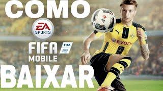 COMO BAIXAR O FIFA 17 NA PLAY STORE..#BEM EXPLICADO