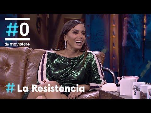 LA RESISTENCIA - Entrevista a Anitta  LaResistencia 11042019