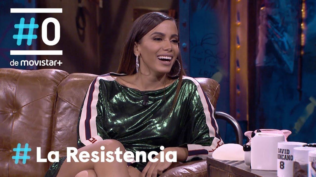 La Entrevista Más Escatológica De Broncano A Anitta En La