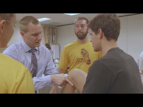 Walsh University Doctorate of Physical Therapy Program