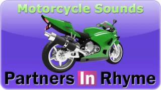 Motorcycle, Dirt Bike and Motocross Sound Effects