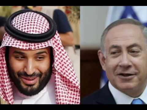 Into WWIII? Mohammed Bin Salman & Benjamin Netanyahu openly plan to attack Iran with NATO help