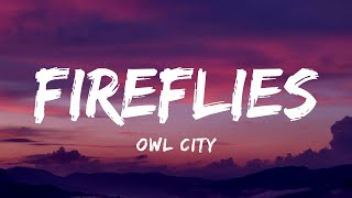 Download Owl City - Fireflies (Lyrics)