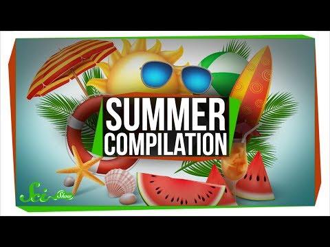 Sunburns, Sunbeams, and Sunspots: A Summer Compilation