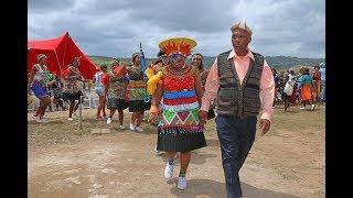 Ntombifuthi Khoza Traditional Wedding Part 1 Izibizo