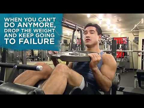 Train Abs with Mario Lopez - Bodybuilding.com - YouTube
