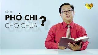 VHOPE | Ma-thi-ơ 27:45-50 - Phó Chi Cho Ta? | Đèn Soi Bước - Sứ điệp Thương Khó