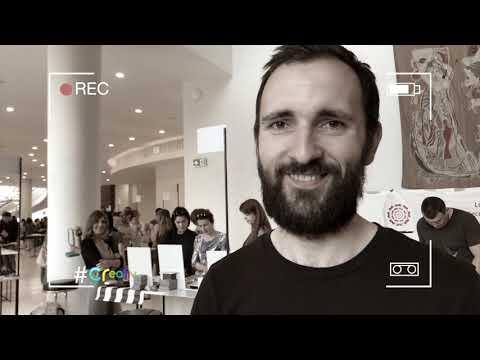#creativ: portret Gabriel Popa, designer şi creator de bijuterii (@TVR1)