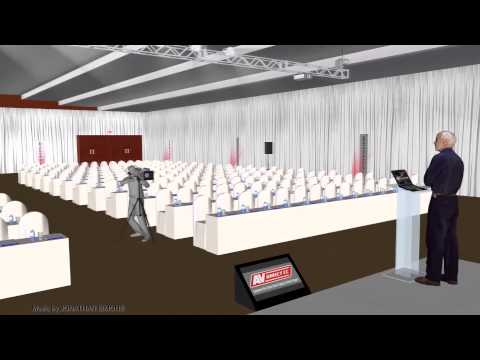 AV Direct - Gallagher Estate - Ballroom