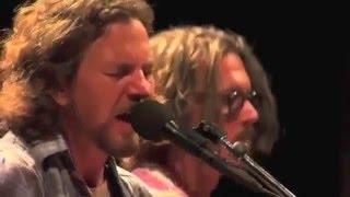Eddie Vedder and Johnny Depp - Society