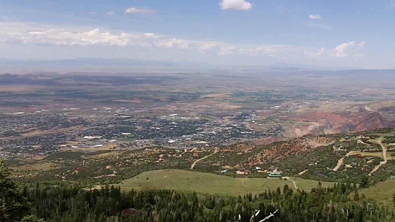 Overlook Cedar City Ut At 8 000 Ft Elevation