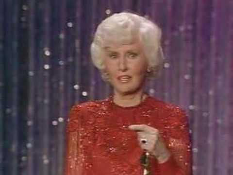 Barbara Stanwyck's Honorary Award: 1982 Oscars