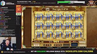 Casino Slots Live - 12/07/19 *MILLIONAIRE QUADS + CASHOUTS!!*