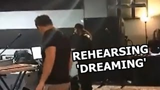 System of a Down rehearsing 'Dreaming' (May 16, 2017)