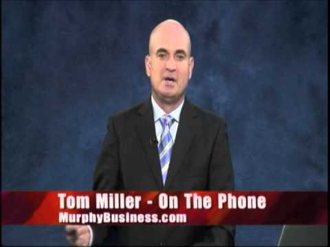 Gettin Down 2 Business: Tom Miller Phone Interview