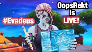 🔴 Fortnite Custom Matchmaking Live//Duo Scrims// Code is ?? -Nae NO KILLING TILL 4TH CIRCLE