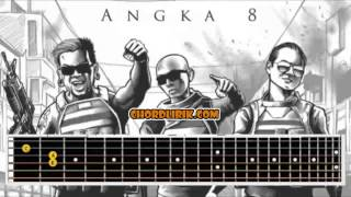 Download lagu endank soekamti angka 8 cover