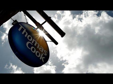 Πτώχευση κήρυξε το παλαιότερο ταξιδιωτικό γραφείο Thomas Cook…