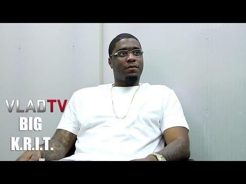 Big K.R.I.T. on Being Discovered & Trinidad James' Talent (2013)