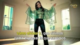 Olga Tañon - Como Olvidar [Versión Merengue] (Official CantoYo Video)