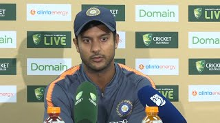 India vs Australia: Mayank Agarwal disappointed over missing century on Day 1