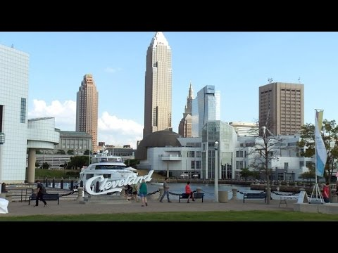 RNC Shows How Cleveland Has Made a Comeback From Urban Decay