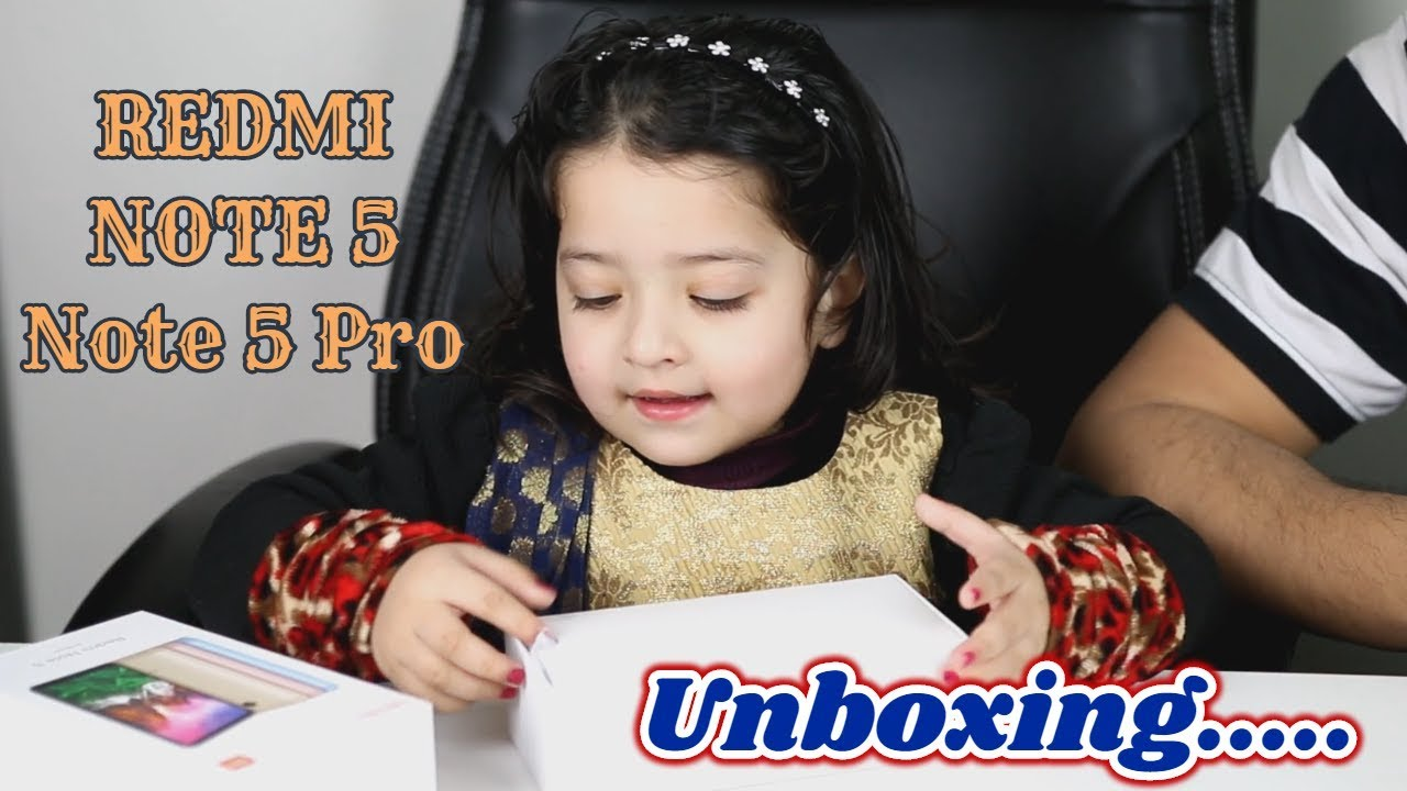 Redmi Note 5 Note 5 Pro Unboxing Varchasvi Sharma Mobile Arena