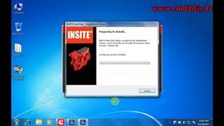 Comment installer le logiciel Cummins INSITE 8.2.0.184