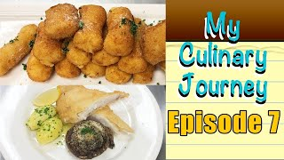 My Culinary Journey Episode 7 | Potato Croquettes | Fish Fillet | Stuffed Mushrooms