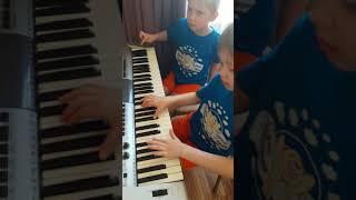 Юные музыканты