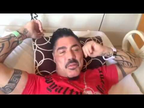 Último video de Ricardo Fort antes de morir