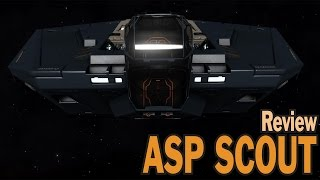 Elite: Dangerous. Asp Scout Review. Ships 1.5 update