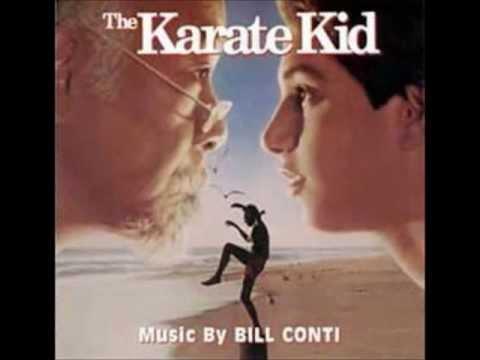Bill Conti - The Karate Kid - Daniel's Moment of Truth