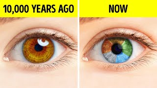 People Used To Have Just One Eye Color