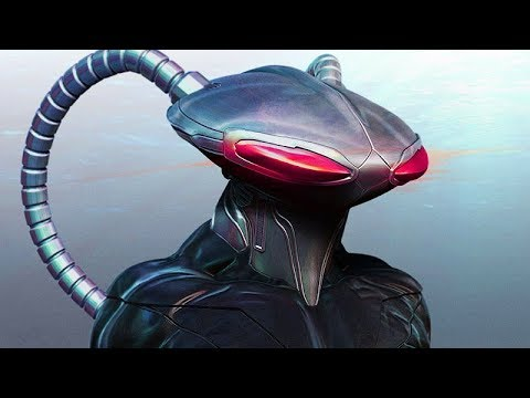 INJUSTICE 2: All Black Manta Intros (Dialogue & Character Banter) 1080p HD