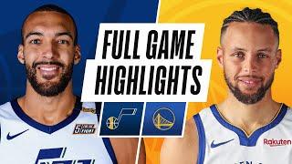 Game Recap: Warriors 131, Jazz 119