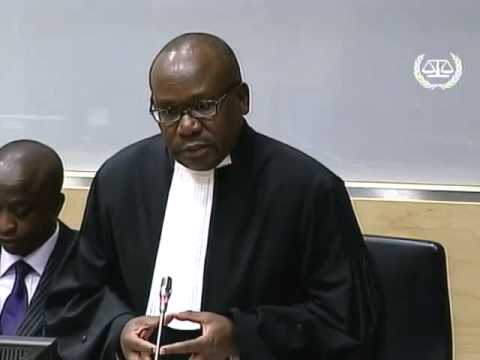 AG Githu Muigai at ICC Status Conference: 13 Feb 2014 - Part 2